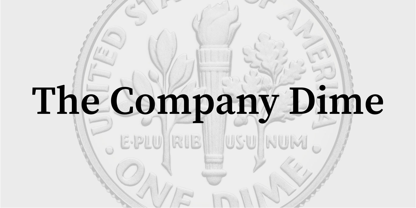 The Company Dime Logo